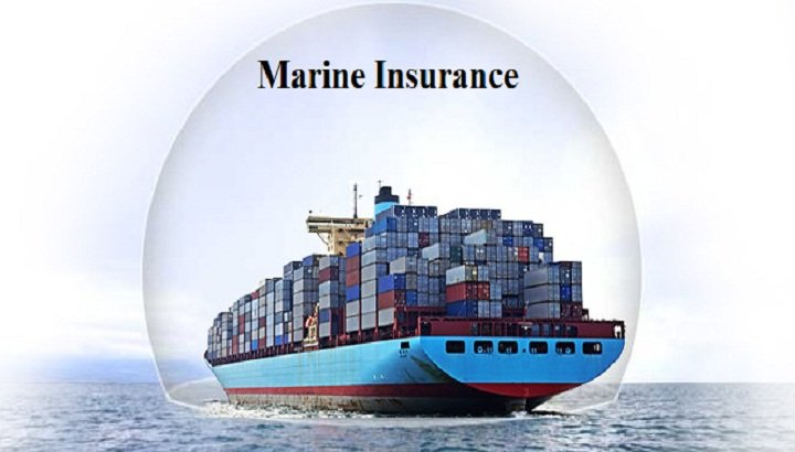 How to approach the marine insurance company at the time of