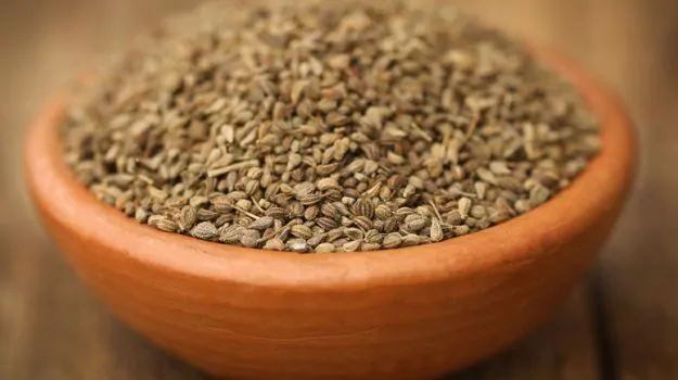 Ajwain seeds or carom seeds